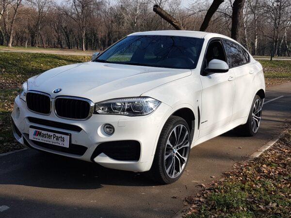 BMW X6 3.0d M 21 HEADup 89.000 €