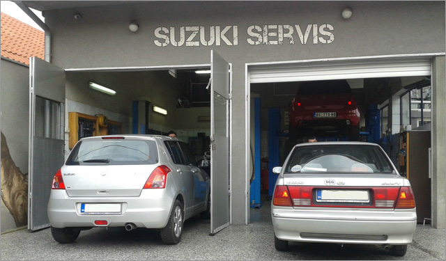 Musa Racing Suzuki Servis